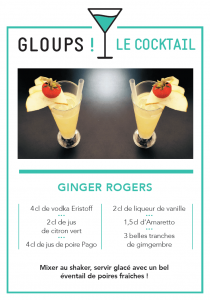 Read more about the article Gloups cocktail de Juillet !