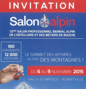 Read more about the article Salon Alpin 2015