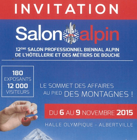 You are currently viewing Salon Alpin 2015