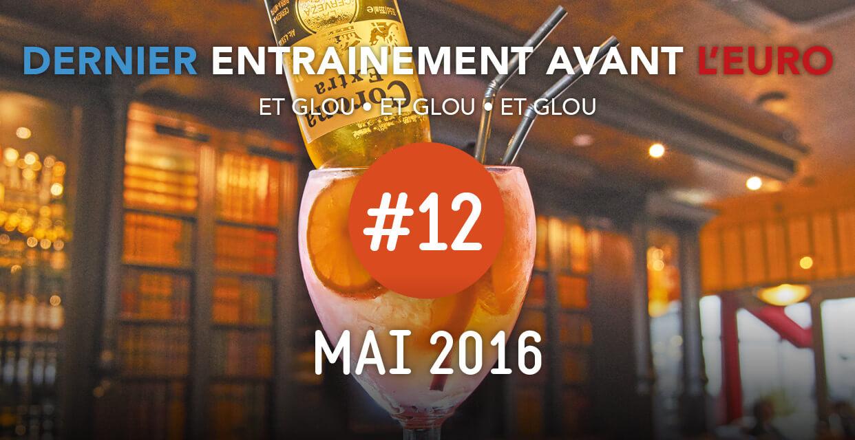 Read more about the article Dernier entrainement avant l'Euro avec Glou Glou #12
