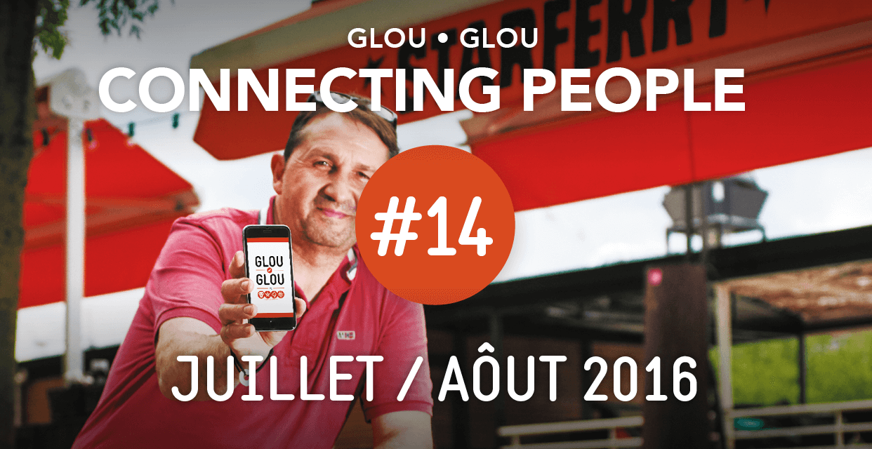Read more about the article Connecting people avec Glou Glou #14