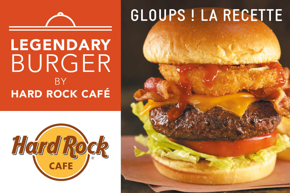 Read more about the article Legendary Burger by Hard Rock Café