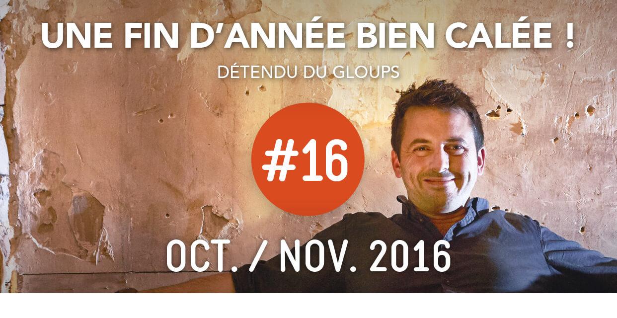Read more about the article Une fin d'année bien calée avec Glou Glou #16