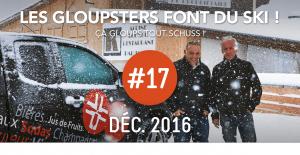 Les Gloupsters font du ski avec Glou Glou #17