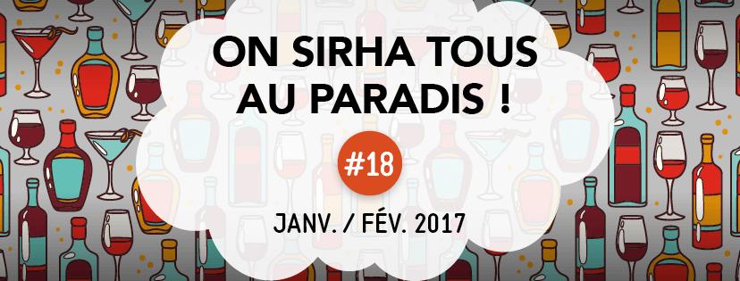 Read more about the article On SIRHA tous au paradis avec Glou Glou 18 !