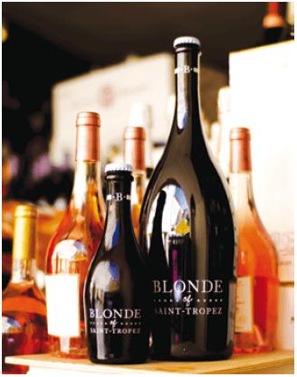 salon vin rosé
