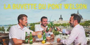 Read more about the article La buvette du pont Wilson fait gloupser les quais !