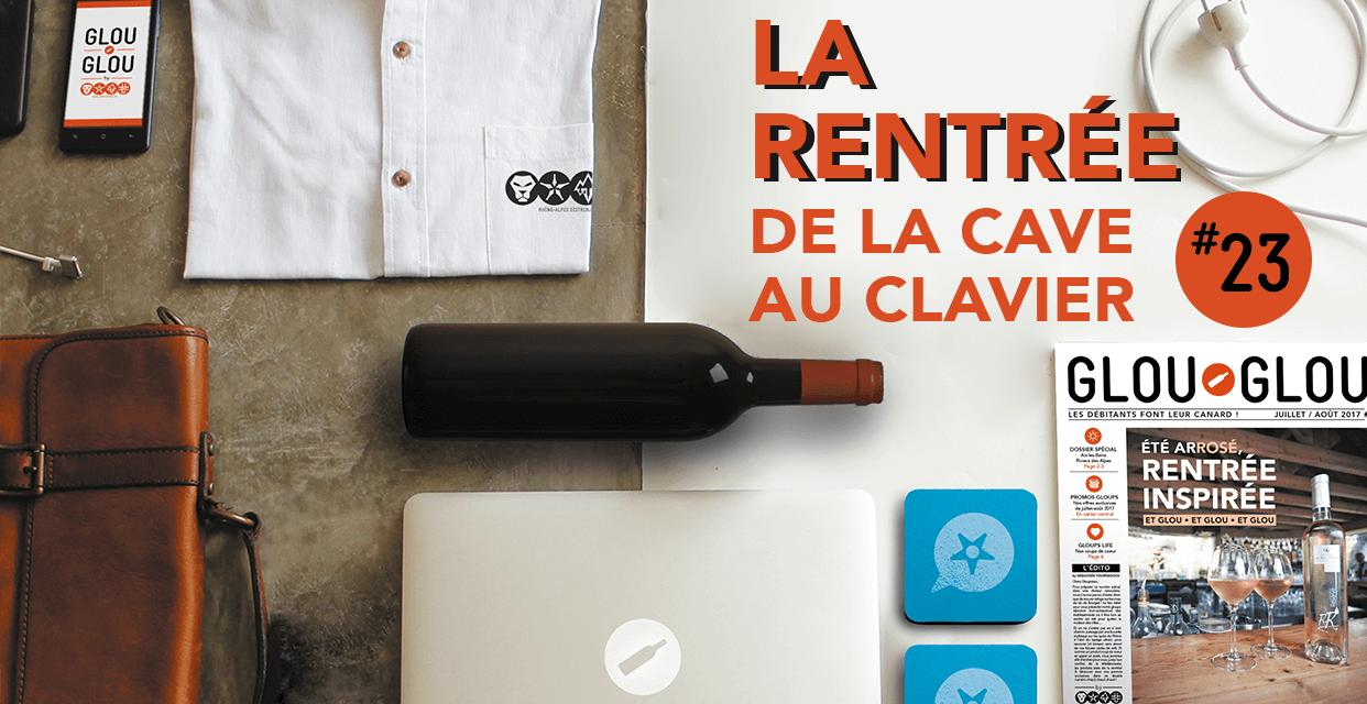 Read more about the article La rentrée, de la cave au clavier !