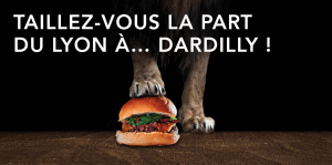 Taillez-vous la part du Lyon à… Dardilly !
