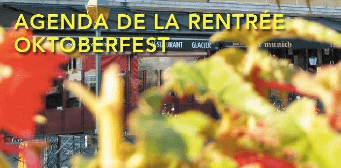 Read more about the article Agenda de la rentrée : Lancement d'Oktoberfest