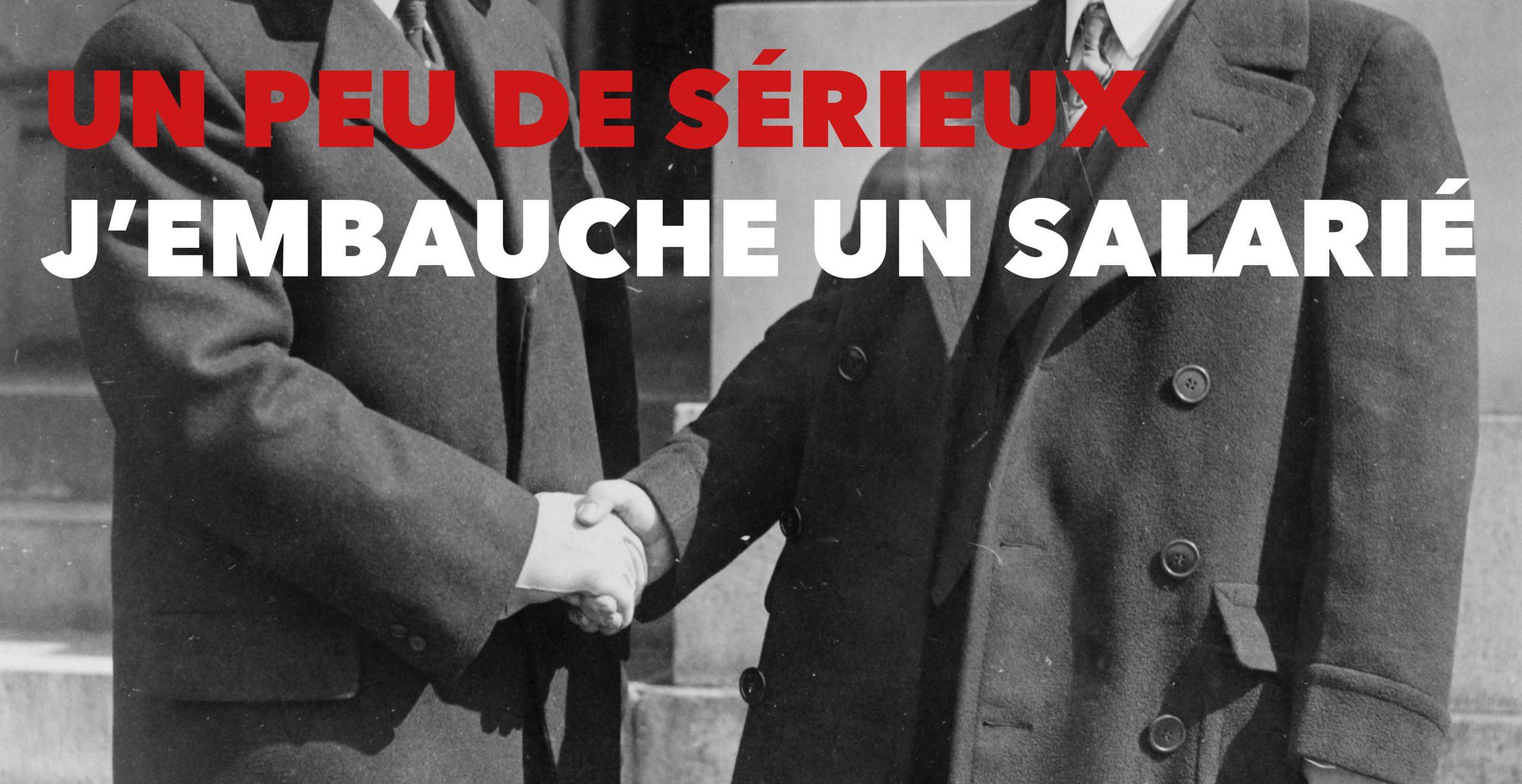 Read more about the article J'embauche un salarié