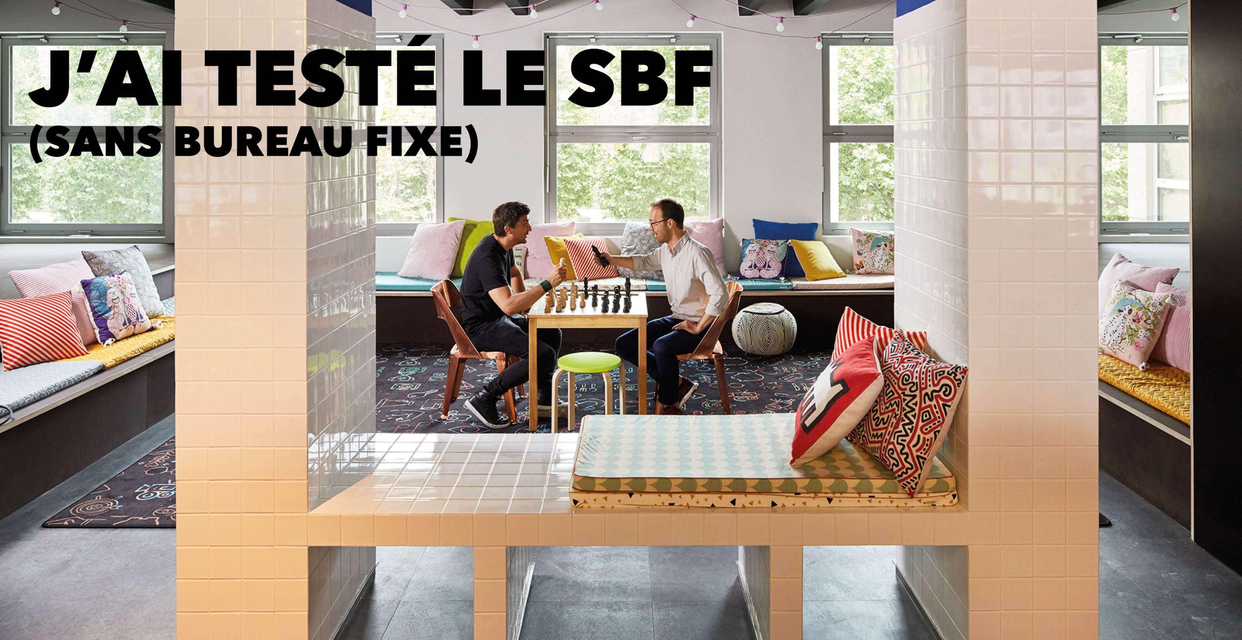 Read more about the article J'ai testé le SBF !