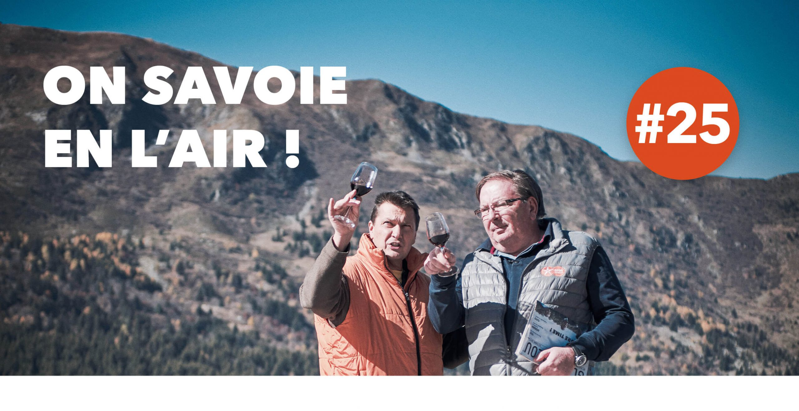 You are currently viewing On Savoie en l'air !