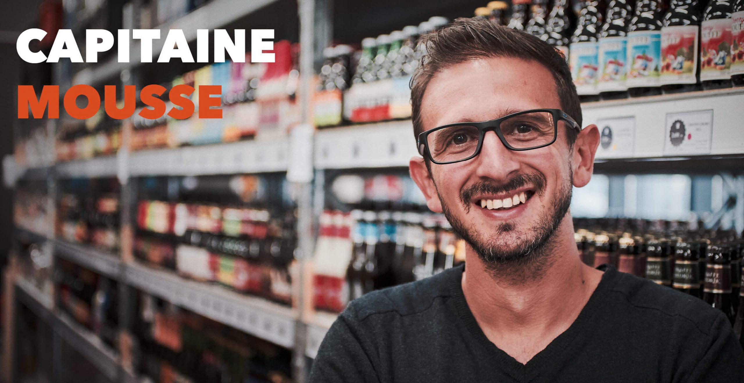 Read more about the article Rencontre avec le Capitaine Mousse