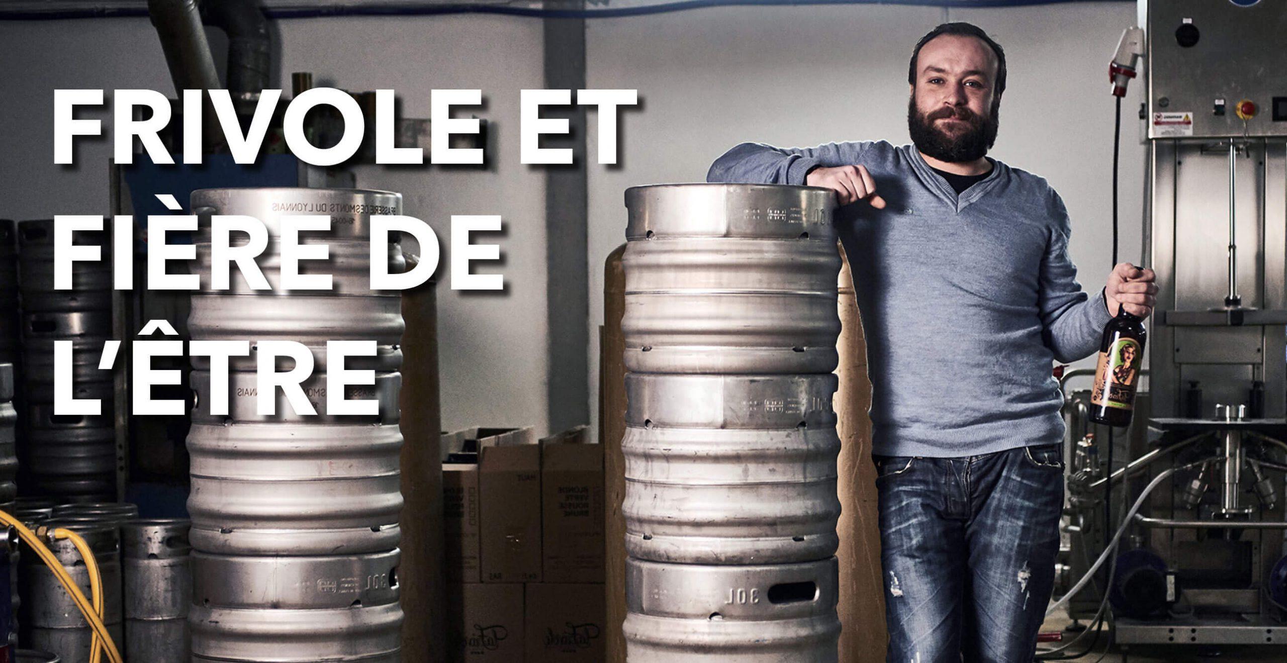 Read more about the article Frivole et fière de l'être !