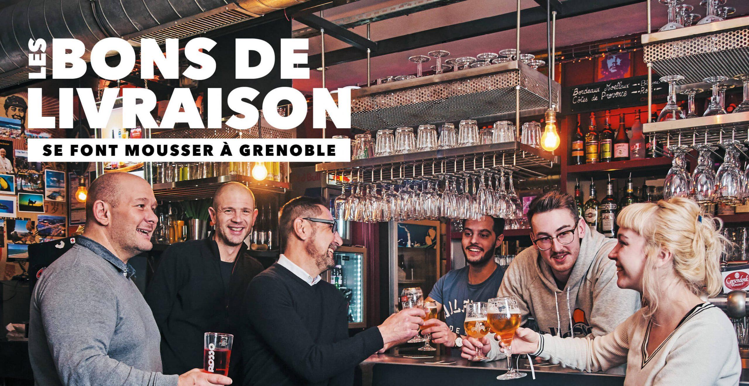 Read more about the article On se fait mousser à Grenoble