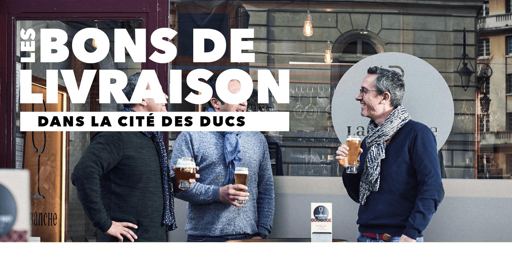 Read more about the article Dans la cité des Ducs !