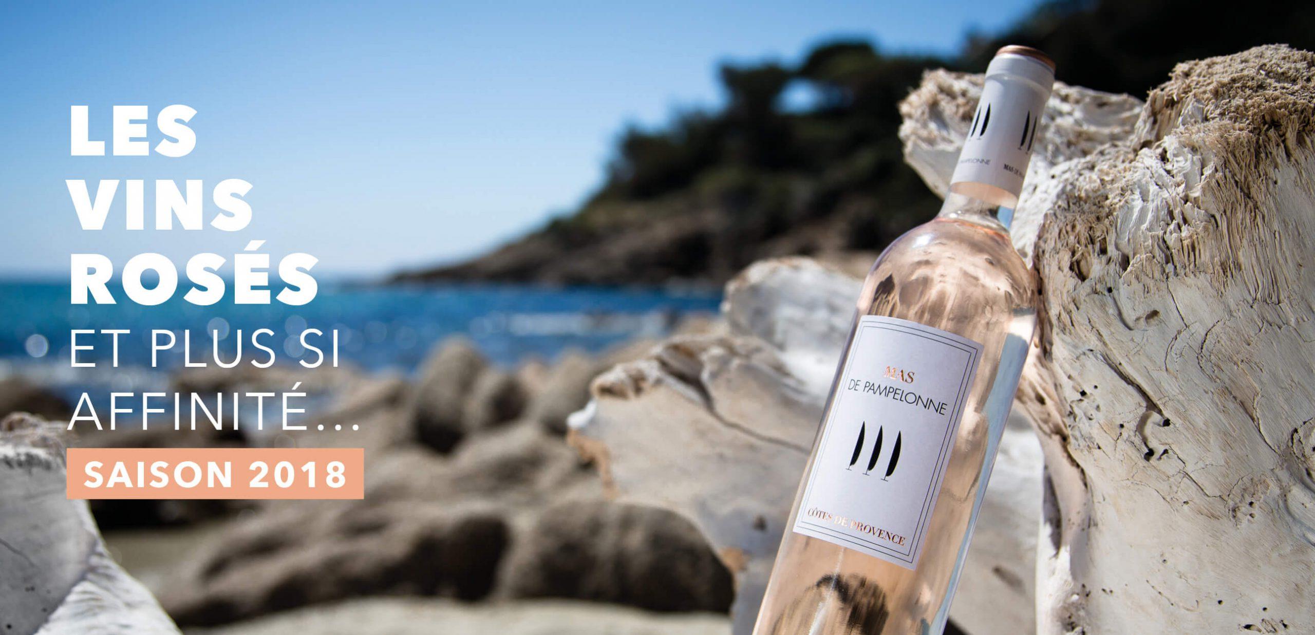 Read more about the article Catalogue des vins rosés 2018
