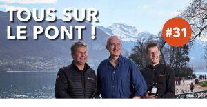Read more about the article Tous sur le pont !