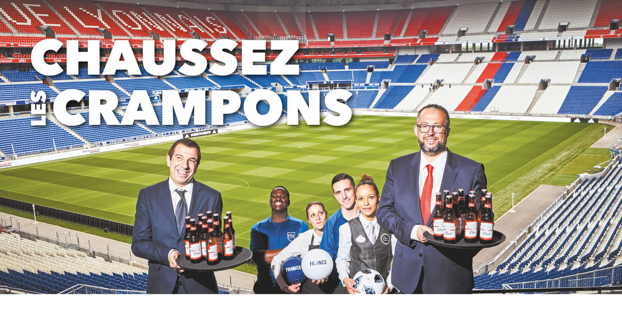 Read more about the article Chaussez les crampons !