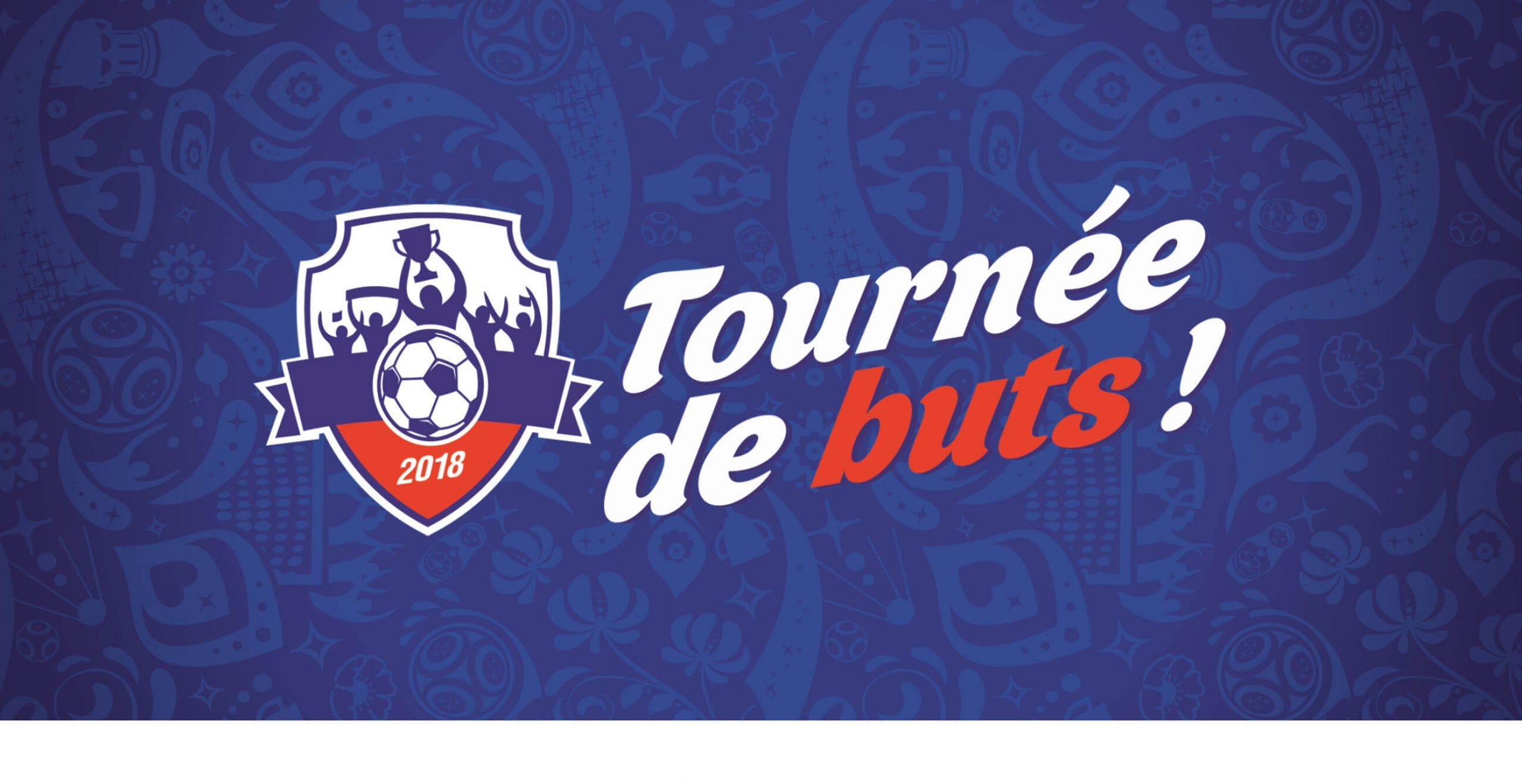 Read more about the article Tournée de buts !