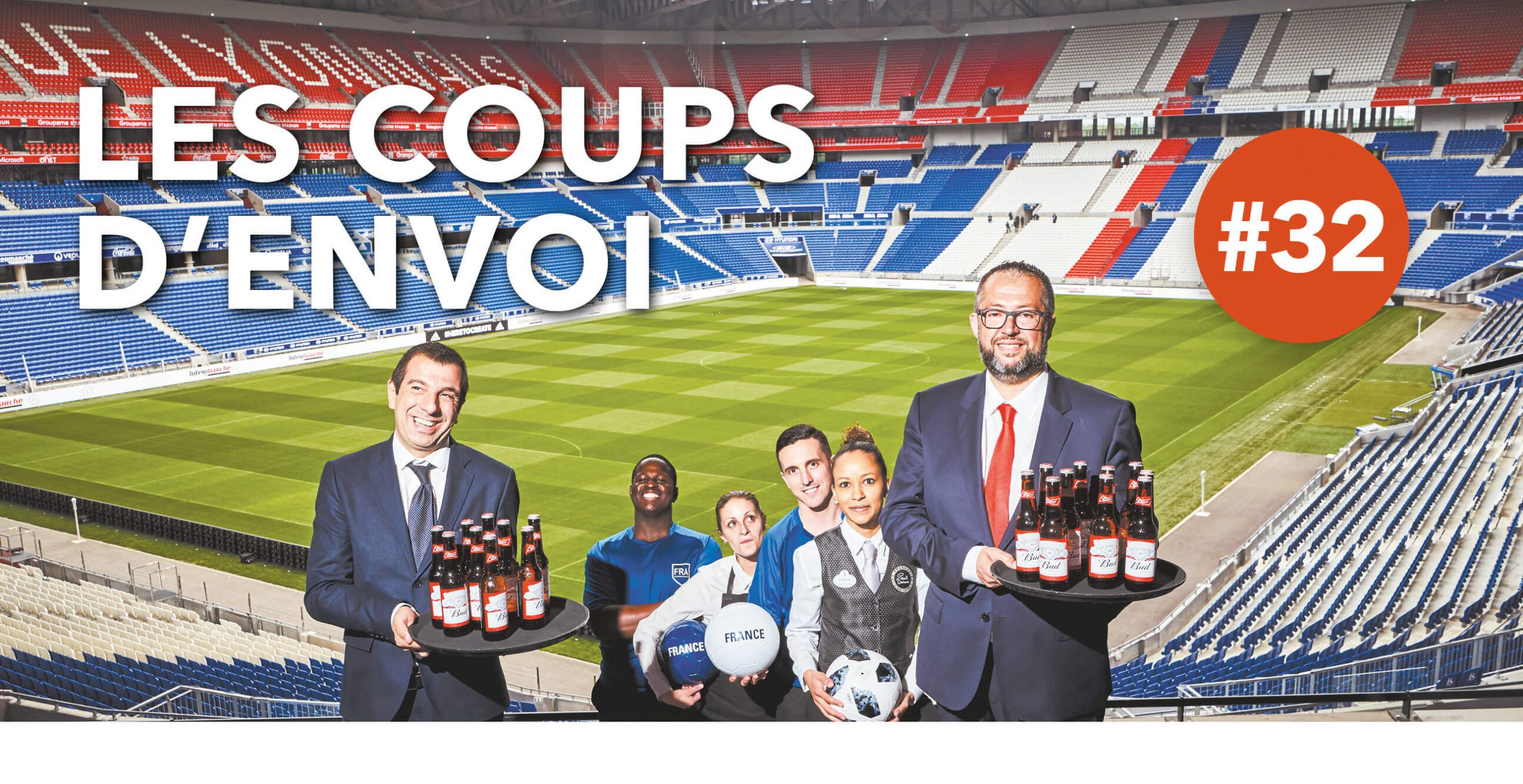 Read more about the article Les coups d'envoi