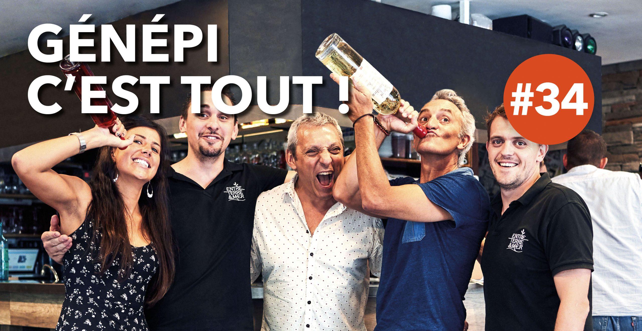 Read more about the article Génépi, c'est tout !