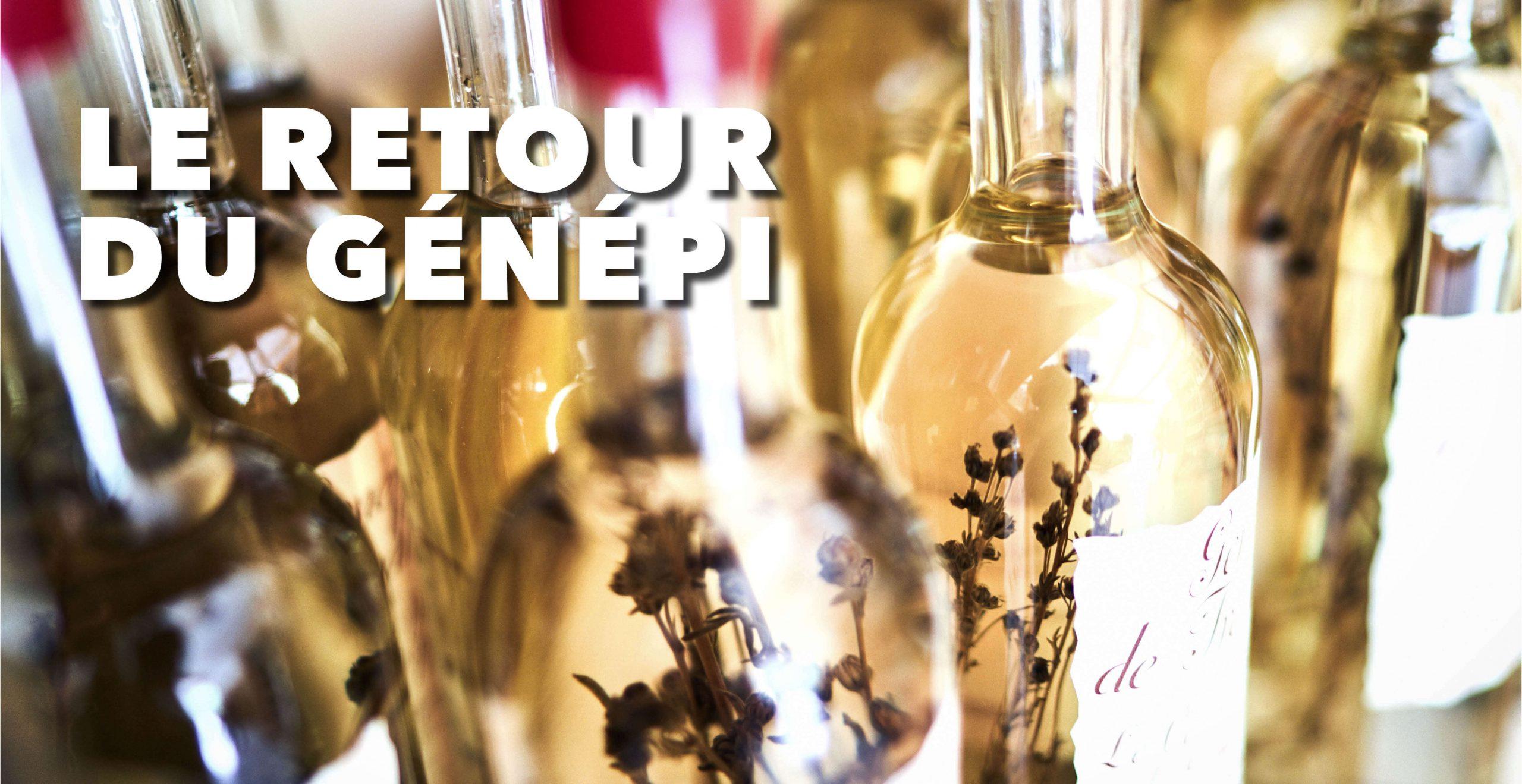 """You are currently viewing Le génépi fait sa rentrée des """"glass"""""""