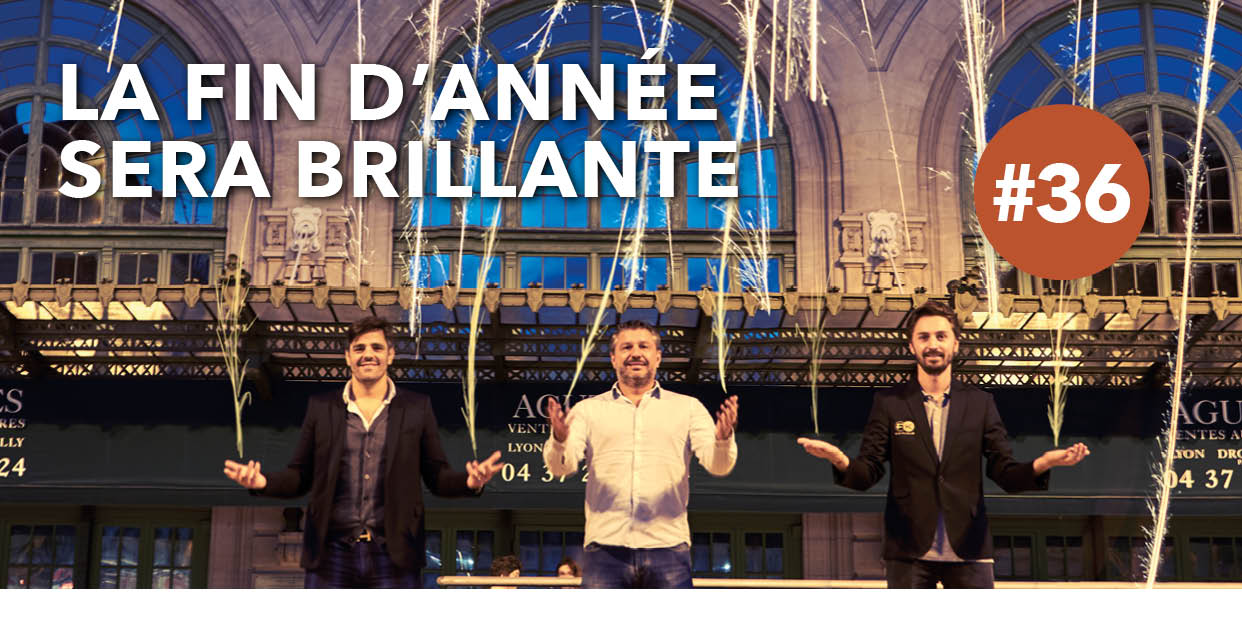 Read more about the article La fin d'année sera brillante !
