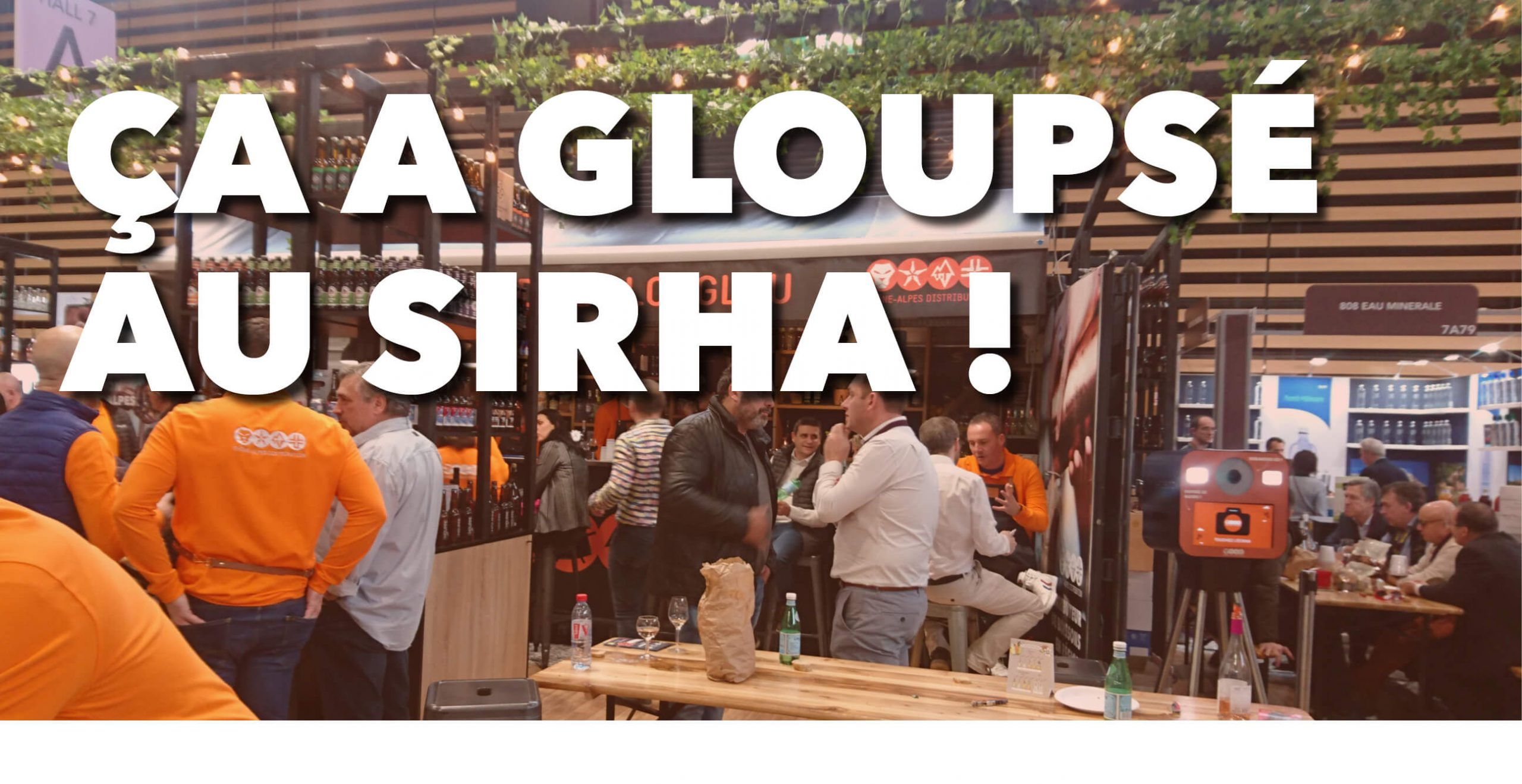 You are currently viewing RETOUR SUR LE SIRHA !