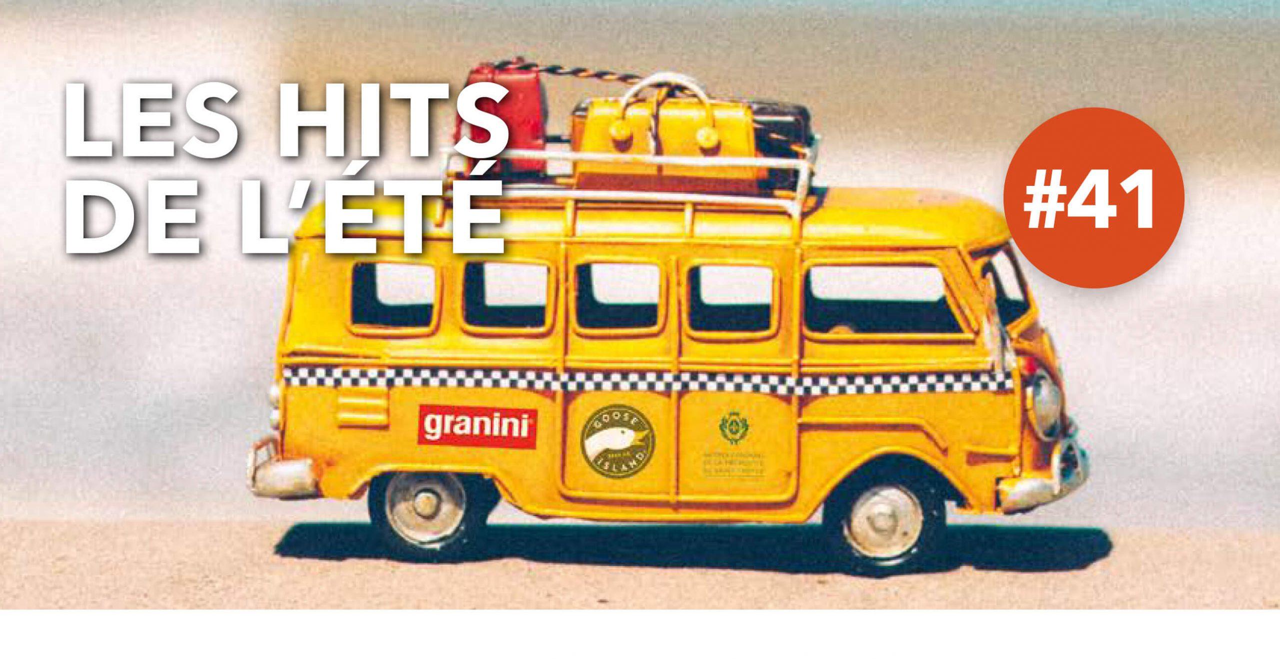 Read more about the article Les hits de l'été