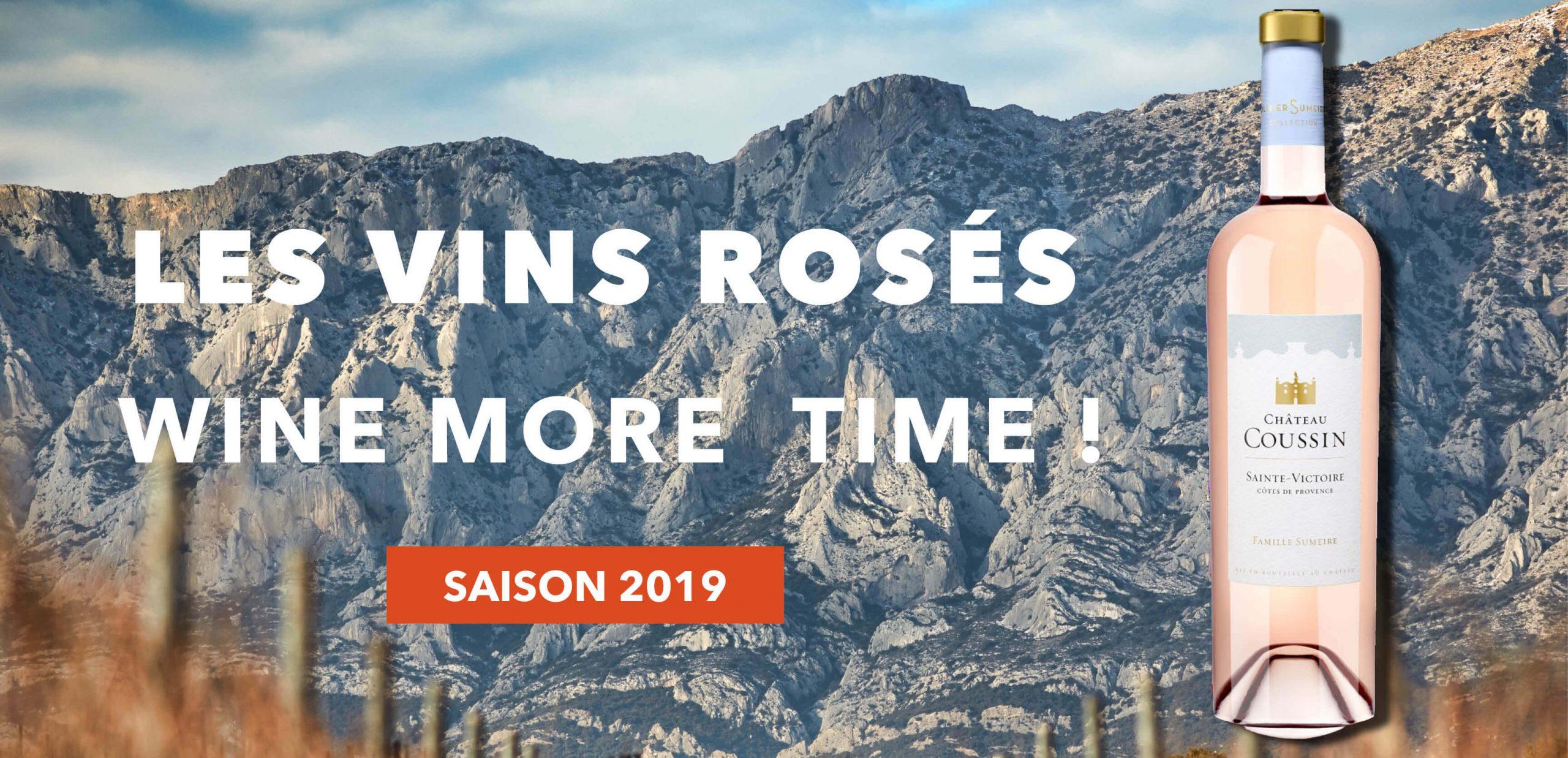 Read more about the article Catalogue des vins rosés 2019