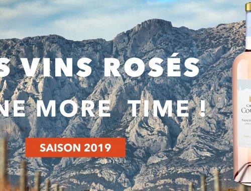 Catalogue vins rosés Glou-Glou 2019