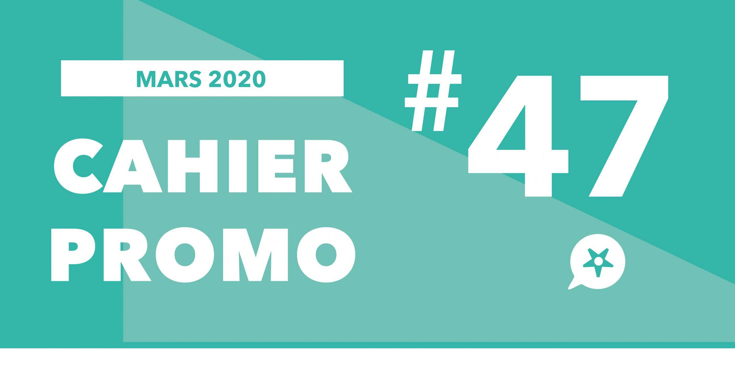 Read more about the article CAHIER PROMO MARS 2020