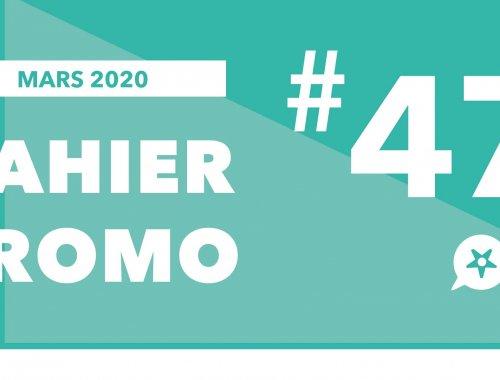 Cahier promo Glou Glou mars 2020