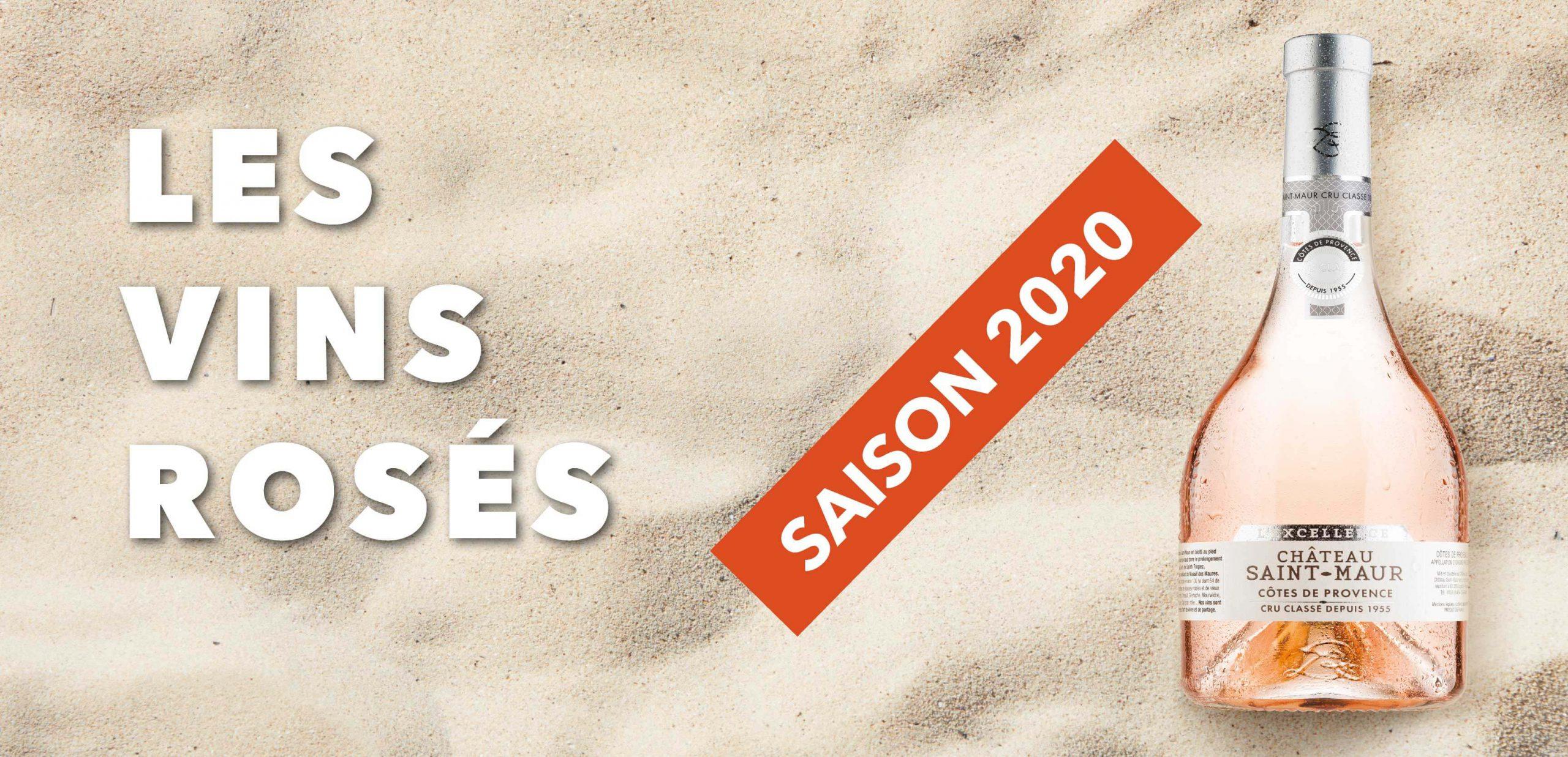 Read more about the article Catalogue des vins rosés 2020